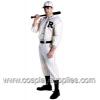 Old Time Baseball Player